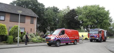 Brand in meterkast woning in Heijen
