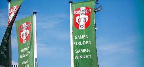 FC Dordrecht verwacht binnenkort besluit over stadionplannen