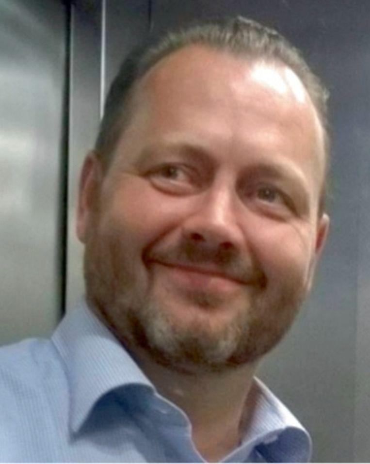 Eddy Van Herreweghe: 'Als je je auto voor 9 euro laat wassen in een carwash waar Afghanen worden uitgebuit, ben je eigenlijk medeplichtig.'  Beeld