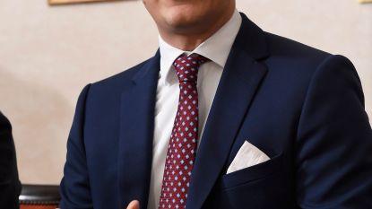 Dries Van Langenhove concurrent van Francken bij verkiezingen