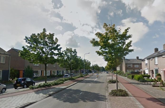Statenlaan in Middelburg