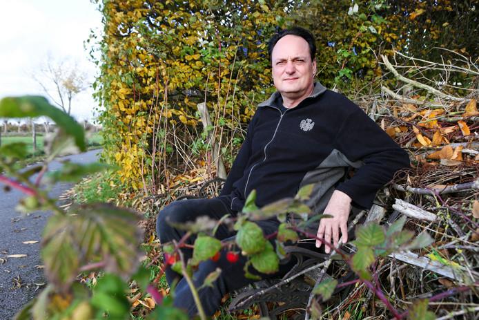 Erik van Doorn is lijsttrekker van GroenLinks Vijfheerenlanden.
