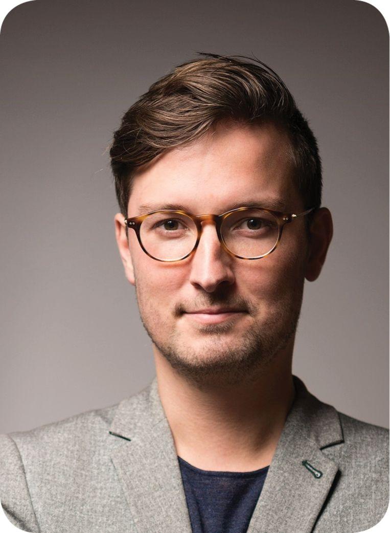 Wouter van Noort: 'Bij mijn ronde in Silicon Valley viel me op dat die techbedrijven bijna sektes zijn.' Beeld
