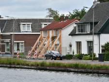 Hoogleraar vanuit Zuid-Frankrijk: geschrokken van huizen langs kanaal  Almelo - De Haandrik