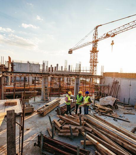 Prijzen voor bouwmaterialen rijzen de pan uit
