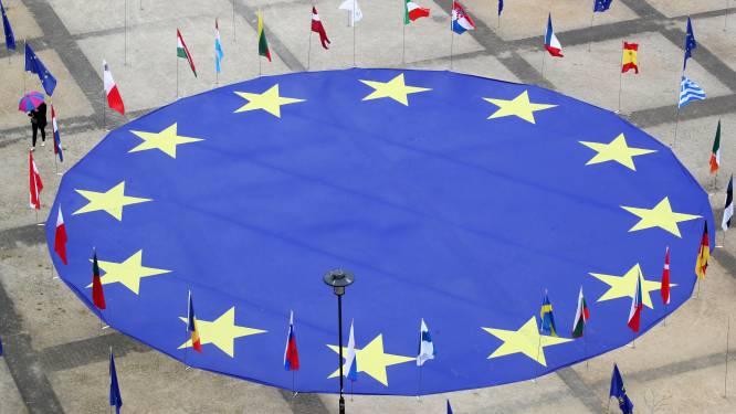 Eerste plenaire vergadering van conferentie over toekomst van Europa, zonder burgers