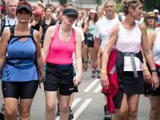 Vierdaagse: '40 kilometer is voor vrouwen al meer dan zwaar genoeg', dus onderscheid tussen sekse blijft