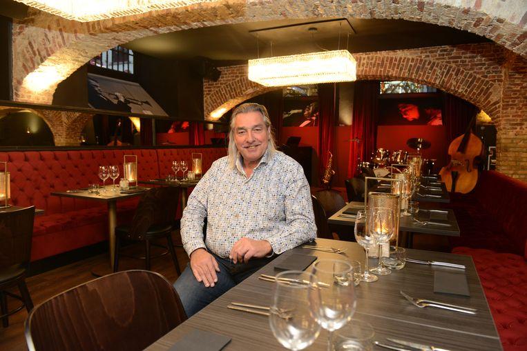 Thierry Van Meckeren opent jazz restaurant TAKE FIVE in de Cordoeaniersstraat