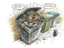 Ambachters moeten over drie jaar 240 kilo afval minder aan de straat zetten. En zó moeten ze dat voor elkaar krijgen
