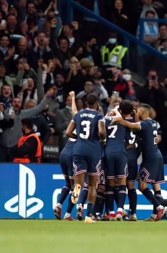 Kevin De Bruyne ontsnapt aan rood tijdens nederlaag bij PSG, Messi maakt eerste goal in Parijse loondienst