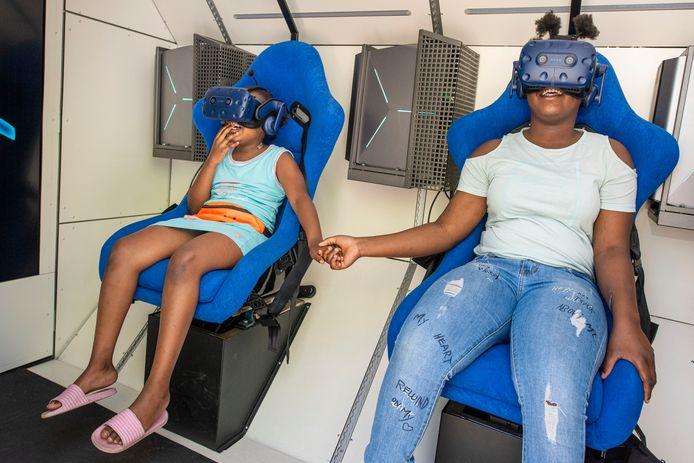 SpaceBuzz is een programma voor schoolkinderen om meer te leren over de aarde.