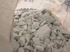 Honderden kilo's heroïne aangetroffen in Rotterdamse haven