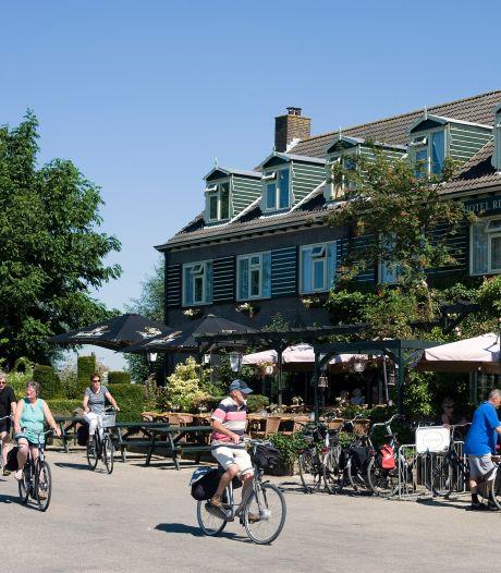 Café-restaurant en logement 't Veerhuis Wamel sluit 'geheel tegen de intentie in' de deuren