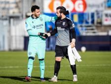 Speciaal duel voor RKC'doelman Lamprou: 'Niet leuk om te zien dat Willem II zo laag staat'