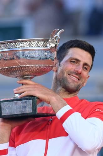 Straffe comeback voor 19de Grand Slam-zege: Djokovic wint Roland Garros na pittige vijfsetter