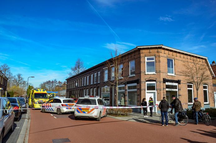 Wat als steekincident door hulpdiensten werd opgeschaald blijkt een uit de hand gelopen verkeersconflict te zijn geweest aan de Emmerikseweg/Buitensingel in Zutphen'.