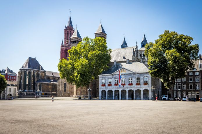 Het Vrijthof in Maastricht.
