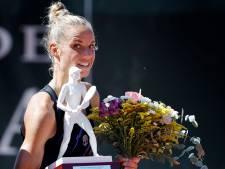 Arantxa Rus schrijft toernooi van Valencia op haar naam