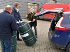 Regentonactie van Zeeuws-Vlaamse gemeenten was zo'n succes dat er mogelijk een vervolg komt