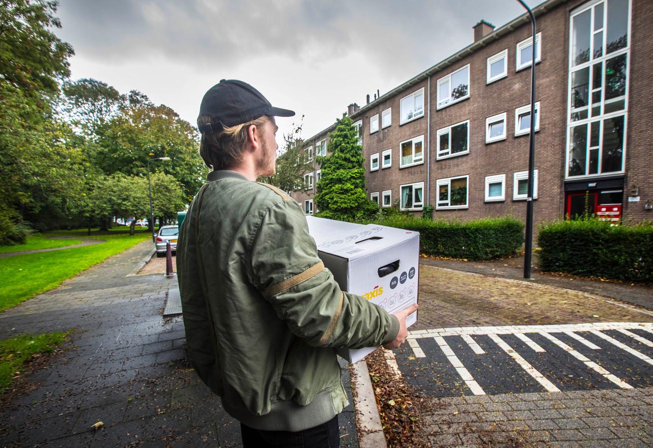 Inwoners van deze regio, die op zoek zijn naar een sociale huurwoning, moeten gemiddeld ruim zes jaar wachten.