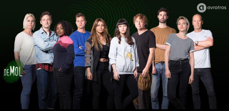 De kandidaten van het nieuwe seizoen van 'Wie is de Mol?'