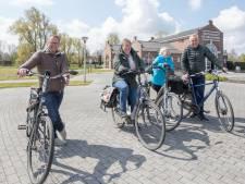 Eilandhappen op Noord-Beveland: 'Van dit fietstochtje komen we alleen maar aan'