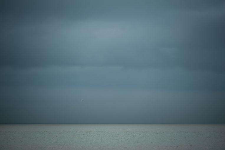 De Noordzee, 575.000 vierkante kilometer water. Beeld RV