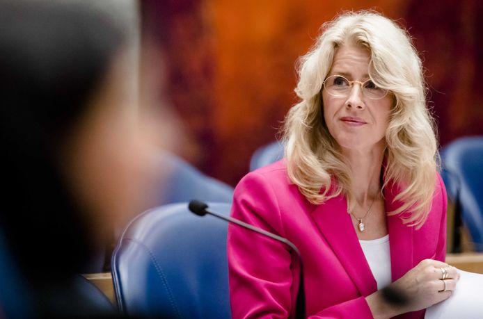 Staatssecretaris Mona Keijzer