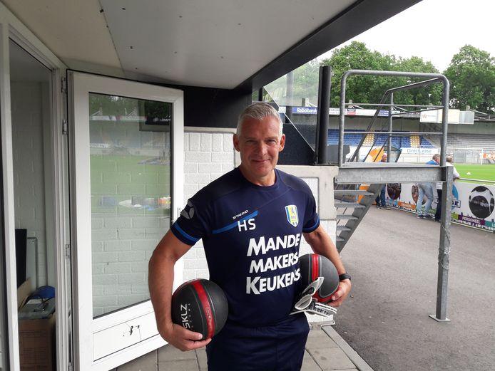 Keeperstrainer Hans Segers was laatstelijk werkzaam bij RKC.