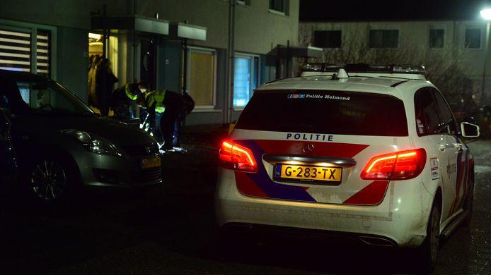 Echtpaar gewond bij steekpartij in Deurne.