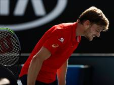 Aux portes des 8e de finale, David Goffin s'incline en quatre sets face à Rublev