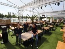 'Omwonenden blazen bouw terrasoverkapping IJzeren Man in Eindhoven bewust op', zegt eigenaar