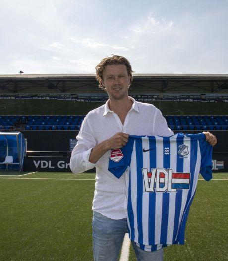 Vughtenaar Beekmans wordt assistent-trainer bij FC Eindhoven