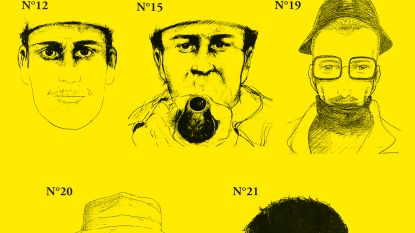 Stijn Coninx heeft affiche van z'n Bende van Nijvel-film klaar