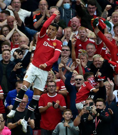 Retour royal pour Ronaldo, service minimum pour City et Arsenal, Trossard héros de Brighton