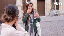 Truc met kaarten en flesje water slaat iedereen met verstomming
