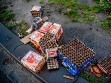 Politiebonden dringen aan op vuurwerkverbod: 'Kabinet is het aan ons verplicht'