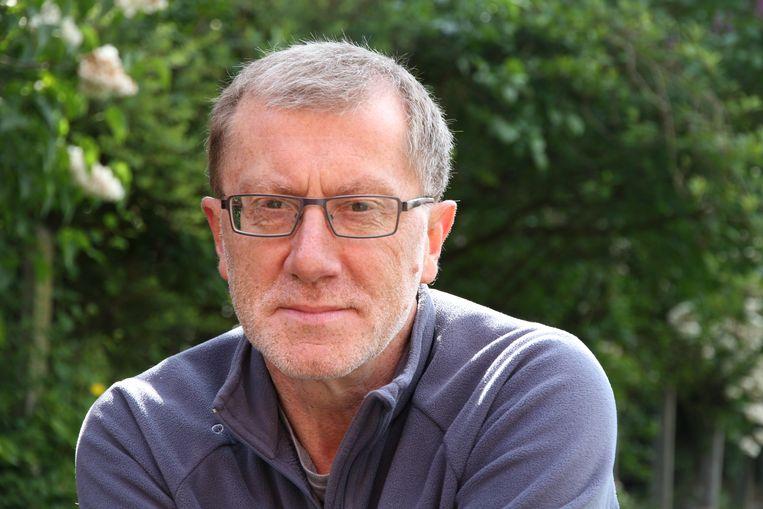 Professor bestuurskunde Filip De Rynck (UGent): 'We moeten nadenken over een systeem waarbij met minder partijen regeringen gevormd kunnen worden.' Beeld rv