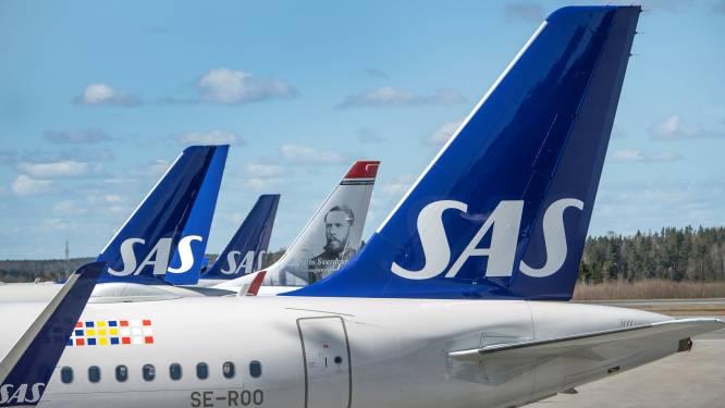 """Luchtvaartmaatschappij SAS """"strijdt voor overleven"""""""