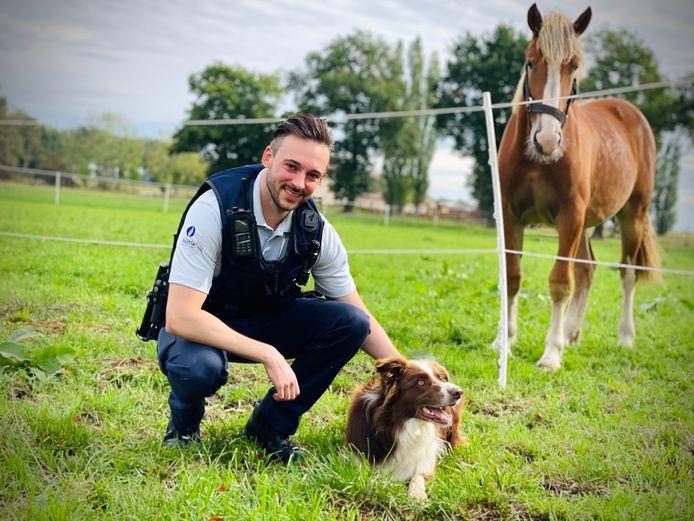 Ook diereninspecteur Serge Jaeken is betrokken bij de avond.