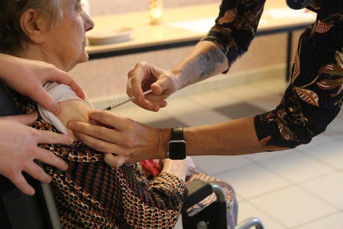 In de Eerstelijnszone Zuid-Oost-Hageland komen twee vaccinaiecentra.