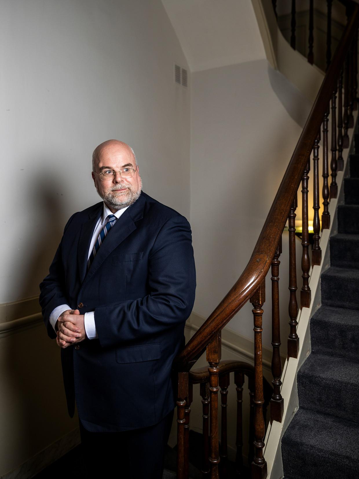 Erwin Muller is hoogleraar veiligheid en recht aan de Universiteit Leiden en voorzitter van de evaluatiecommissie van de wet voor de veiligheidsregio's.