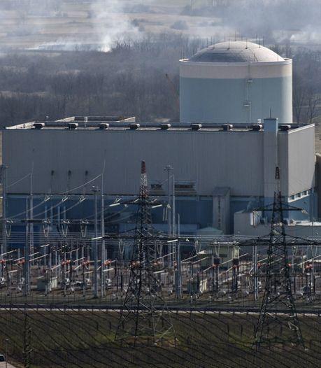 Une centrale nucléaire à l'arrêt en Slovénie