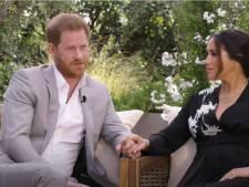 Les premières images de l'interview exclusive de Meghan et Harry dévoilées