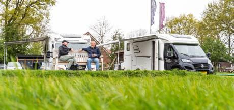 Vier camperplekken bij Johanneshoeve in Westerhaar: 'Er is veel vraag naar'