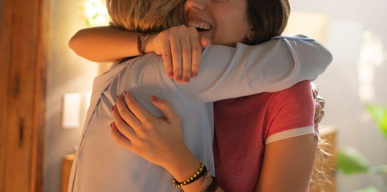 """Roos Schlikker: """"Dat virus heeft één voordeel: we mogen elkaar niet meer aanraken"""""""