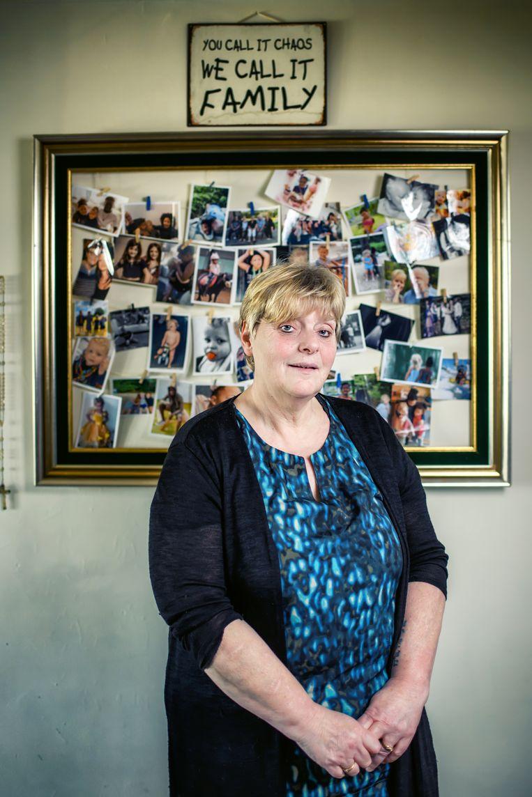 Marleen Van Minne bruggen: 'Ik zag eigenschappen in mijn kinderen die ik niet kon toe schrijven aan mezelf of mijn partner. Ik was benieuwd van wie ze die hadden.' Beeld Geert Van de Velde