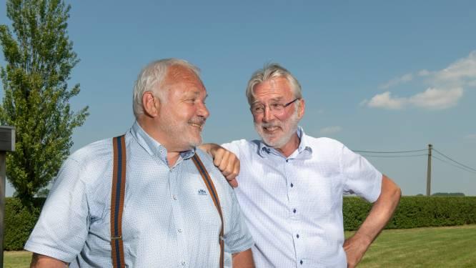 """Jean-Marie Dedecker heeft al 65 jaar dezelfde beste vriend: """"Het kruisje dat Dirk maakte toen ons kindje overleed, zal ik nooit vergeten"""""""