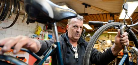 Dwangsom van 20.000 euro voor fietsenmaker Chris uit Enschede