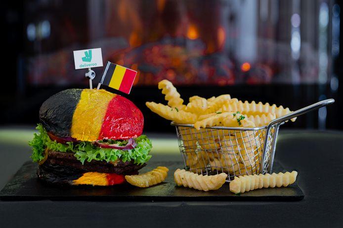 Deliveroo et The First Color Burger font la fête aux Diables.
